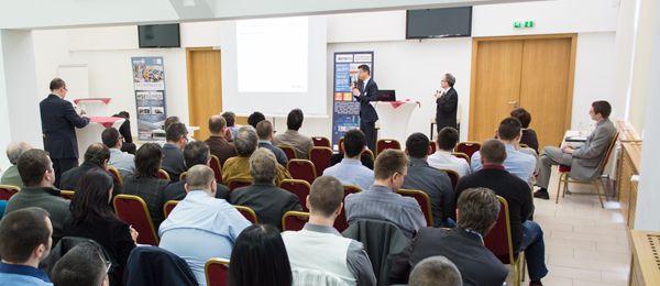 Óriási érdeklődés övezte a graphIT Kft. ASPROVA termeléstervezési szaknapját