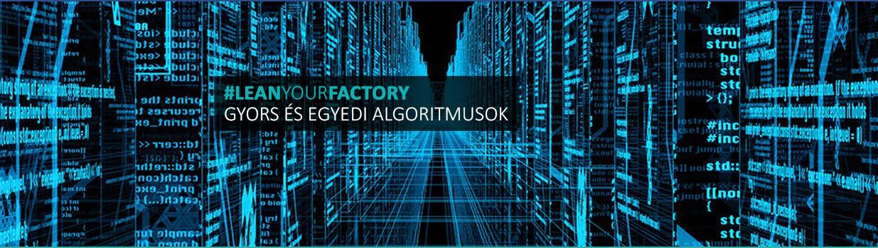 gyors és egyedi algoritmusok
