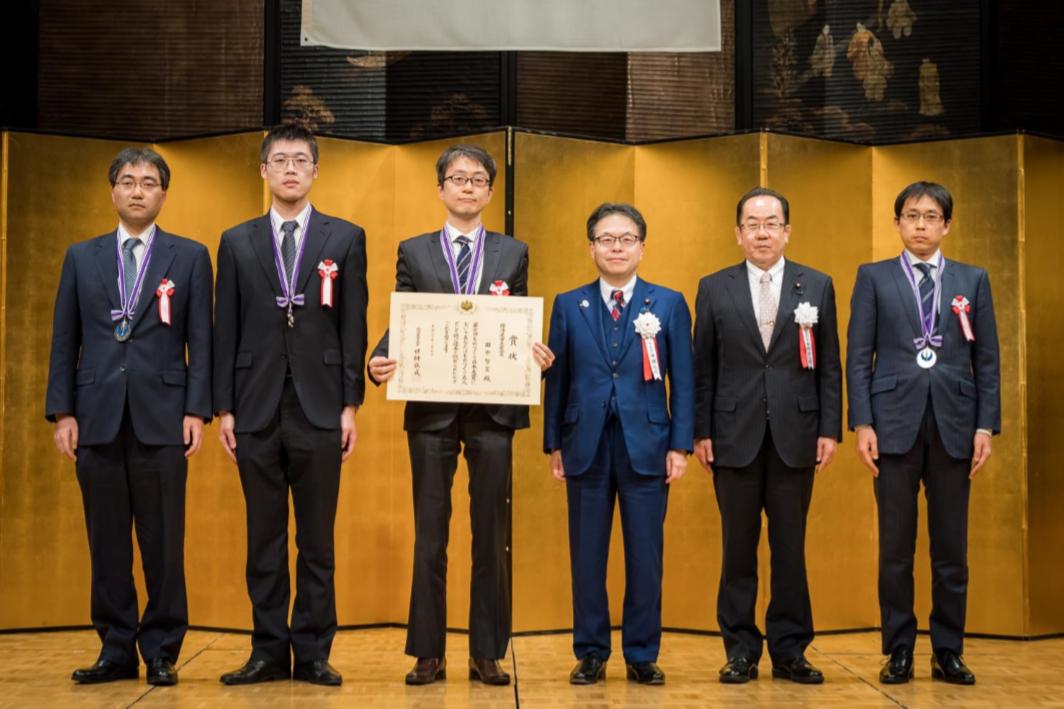 2018-ban az Asprova nyerte a Japán (METI) innovatív technológiákért díjat!